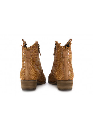 WOMEN'S TEXAN ANKLE BOOTS JUICE | BROWN
