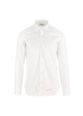 MEN'S SHIRT TINTORIA MATTEI 954 WHITE