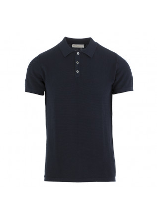 MEN'S POLO SHIRT DANIELE FIESOLI DARK BLUE