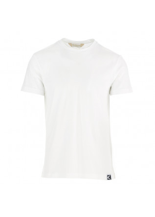 MEN'S T-SHIRT VALSPORT WHITE COTTON