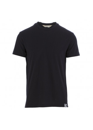 MEN'S T-SHIRT VALSPORT | BLUE NAVY COTTON