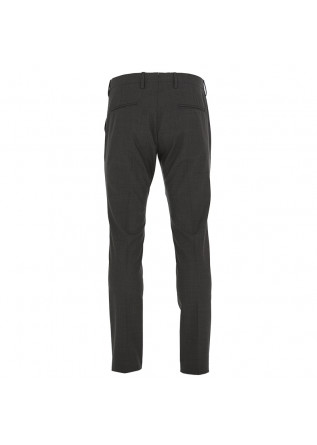 MEN'S TROUSERS ENTRE AMIS | GREY COTTON