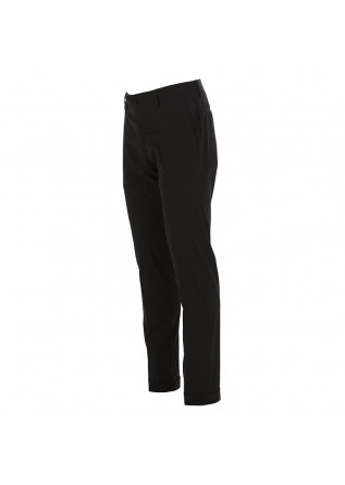 "HERRENHOSE BRIGLIA | SCHWARZ ""COOL WOOL"" WOLLE"