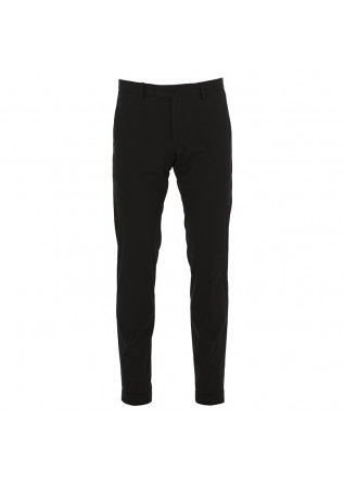 MEN'S TROUSERS BRIGLIA BLACK COOL WOOL