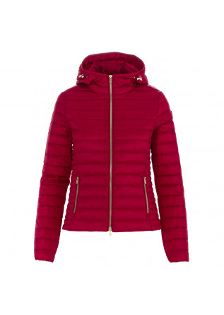 WOMEN'S DOWN JACKET CIESSE PIUMINI RED HOOD