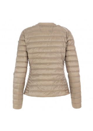 WOMEN'S DOWN JACKET CIESSE PIUMINI | BEIGE ROUND NECK