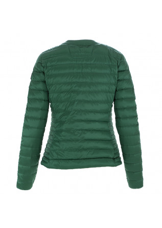 WOMEN'S DOWN JACKET CIESSE PIUMINI | GREEN ROUND NECK