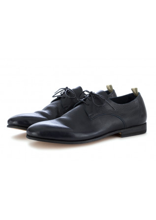 MEN'S LACE-UP SHOES OFFICINE CREATIVE | BLUE LEATHER