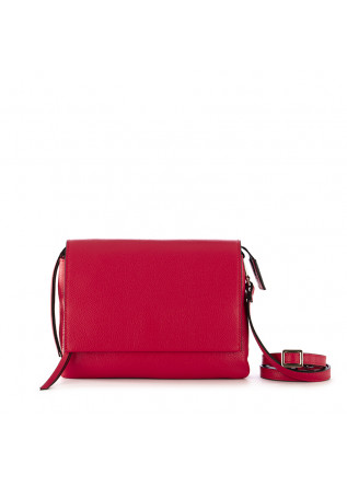 women's shoulder bag gianni chiarini red leather