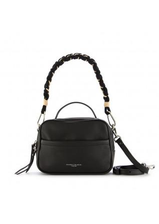 women's handbag rope gianni chiarini leather black