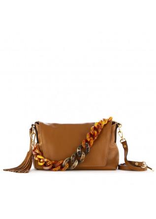 women's shoulder bag gianni chiarini brown leather