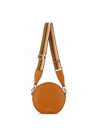 WOMEN'S CROSSBODY BAG GIANNI CHIARINI | LIGHT BROWN LEATHER
