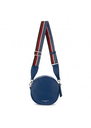 WOMEN'S CROSSBODY BAG GIANNI CHIARINI | BLUE ULTRAMARINE LEATHER