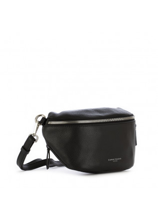 WOMEN'S BELT BAG GIANNI CHIARINI | BLACK LEATHER