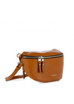 WOMEN'S BELT BAG GIANNI CHIARINI | BROWN LEATHER