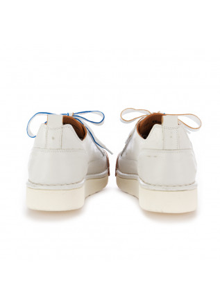 MEN'S FLAT SHOES BNG REAL SHOES | WHITE HANDMADE