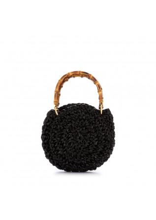 WOMEN'S MINI HANDBAG CHICA SEME NERO BLACK