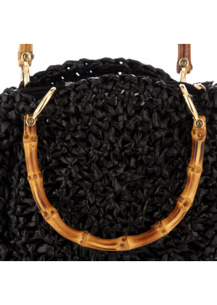 WOMEN'S MINI HANDBAG CHICA | SEME NERO BLACK