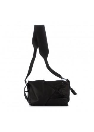 borsa tracolla da donna papucei cintia nero pelle
