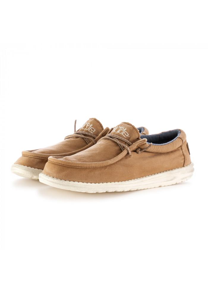 Men's Flat Shoes Hey Dude   Wally