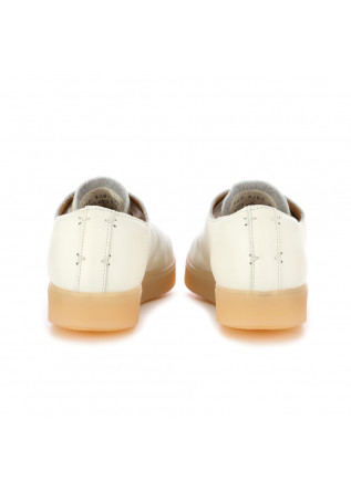 SNEAKERS DONNA MANOVIA 52 | BIANCO LATTE PELLE
