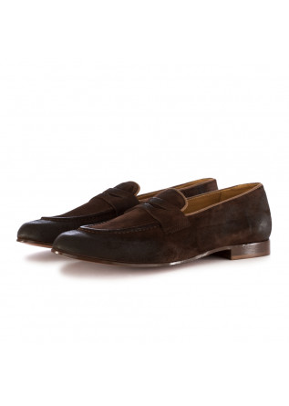 MEN'S LOAFERS MANOVIA 52 VIVEL BROWN