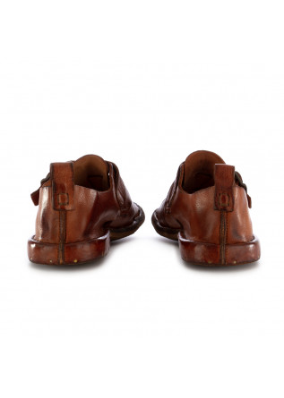 WOMEN'S SANDALS MANOVIA 52 | LUX BROWN LEATHER