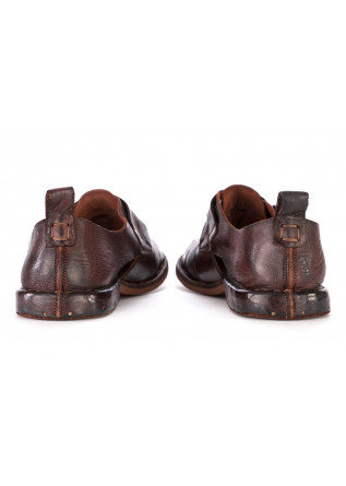 MEN'S SANDALS MANOVIA 52 | DARK BROWN LEATHER