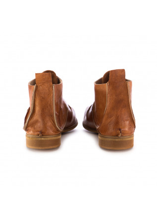 WOMEN'S LACE-UP SHOES REVERIES | DIA BROWN LEATHER