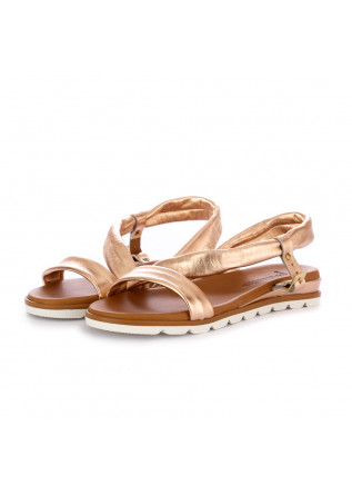 WOMEN'S SANDALS FRENESIA | METALLIC COPPER