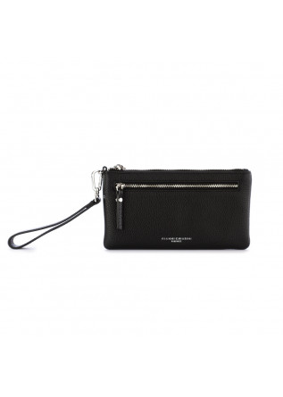 women's wallet gianni chiarini pochette black