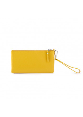 WOMEN'S WALLET GIANNI CHIARINI | POCHETTE YELLOW