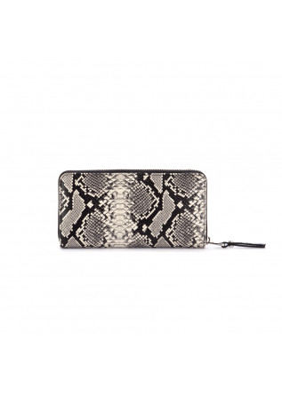 WOMEN'S WALLET GIANNI CHIARINI | PYTHON GREY