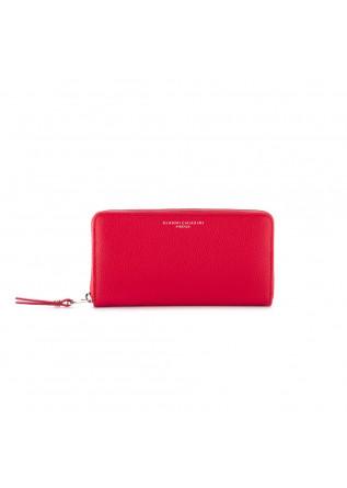 women's wallet gianni chiarini oasi red fuchsia