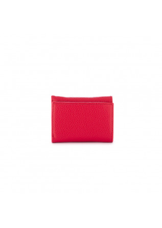 WOMEN'S WALLET GIANNI CHIARINI | OASI SMALL RED FUCHSIA