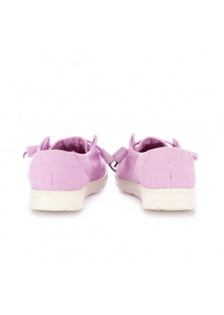 "WOMEN'S FLAT SHOES DUDE | ""WENDY LILAC"" PURPLE"