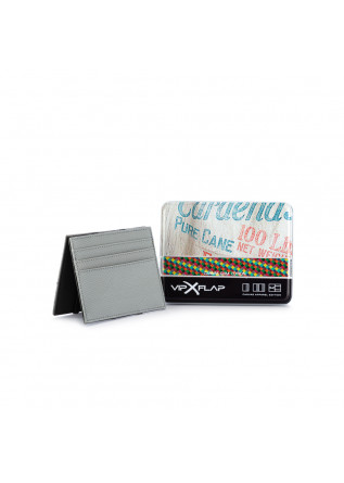 MEN'S WALLET VIP FLAP | CANVAS GUM GREY
