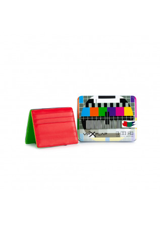 MEN'S WALLET VIP FLAP | POP BLUE GREEN RED