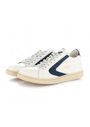 men's sneakers valsport white blue ocean