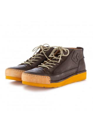 herren flache schuhe bng real shoes braun