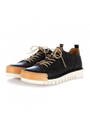 herren flache schuhe bng real shoes schwarz