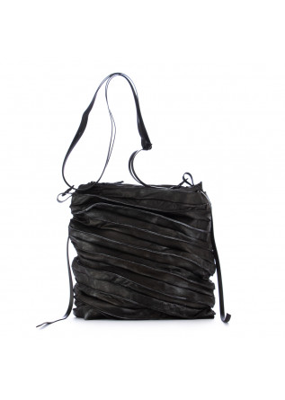 women's shoulder bag papucei black