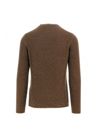 MEN'S SWEATER ROBERTO COLLINA | BROWN