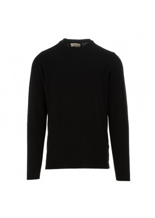 herren pullover wool and co schwarz wolle