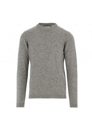 maglione uomo wool and co grigio cachemire lana