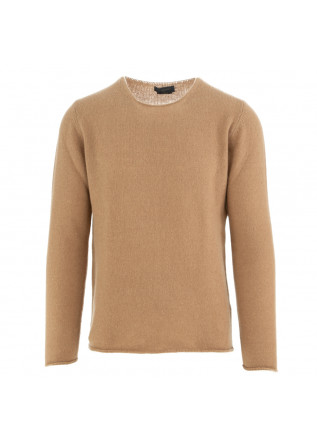 men's sweater daniele fiesoli beige