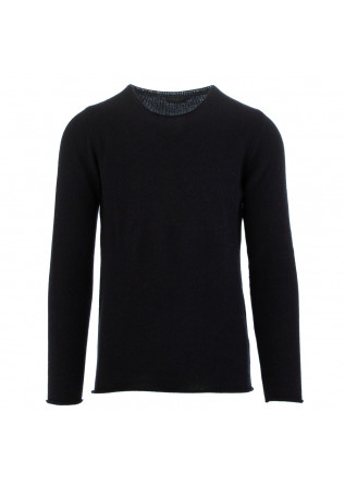 men's sweater daniele fiesoli dark blue