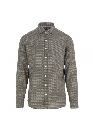 MEN'S SHIRT BASTONCINO | BLACK BEIGE