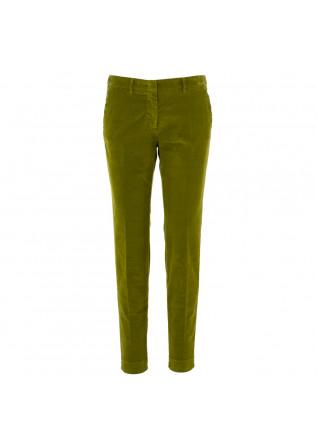pantaloni donna mason's verde