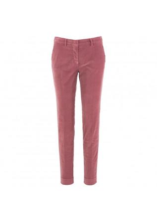 pantaloni donna mason's viola rosa